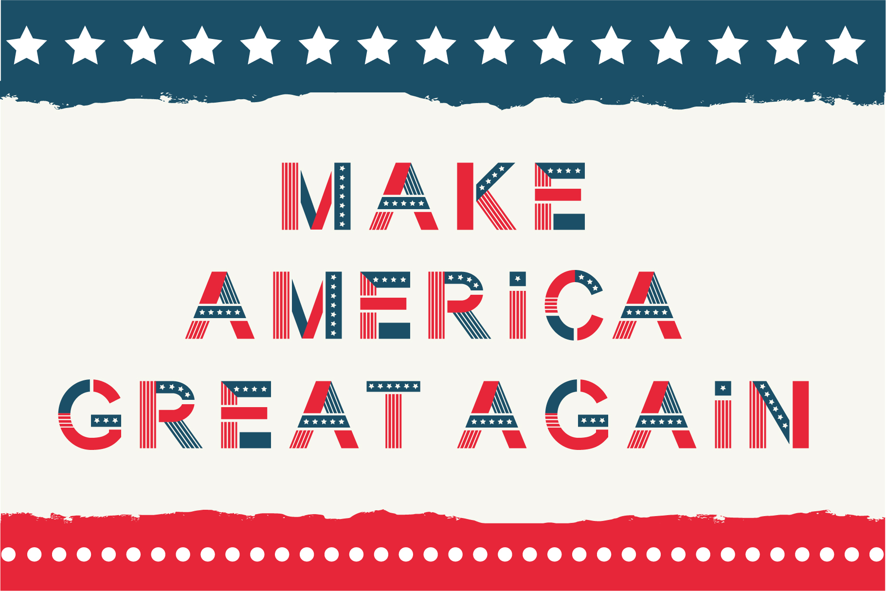 America otf color font example image 5
