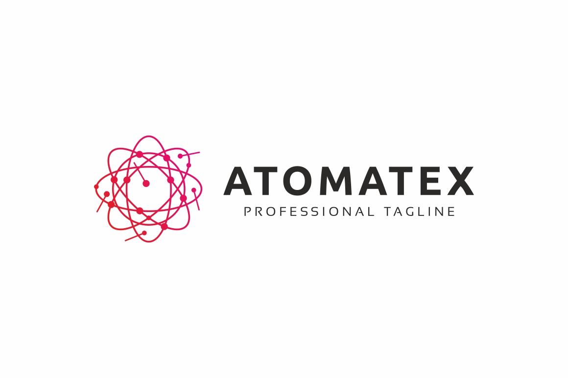 Atom Logo example image 3