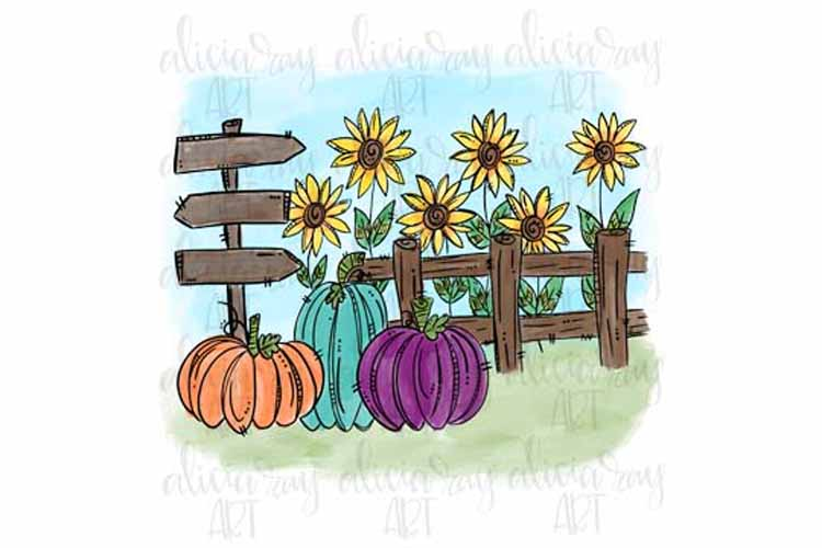 Pumpkin Patch example image 1