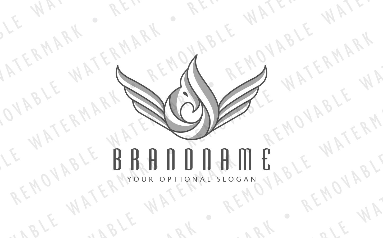 Phoenix Flame Logo example image 4