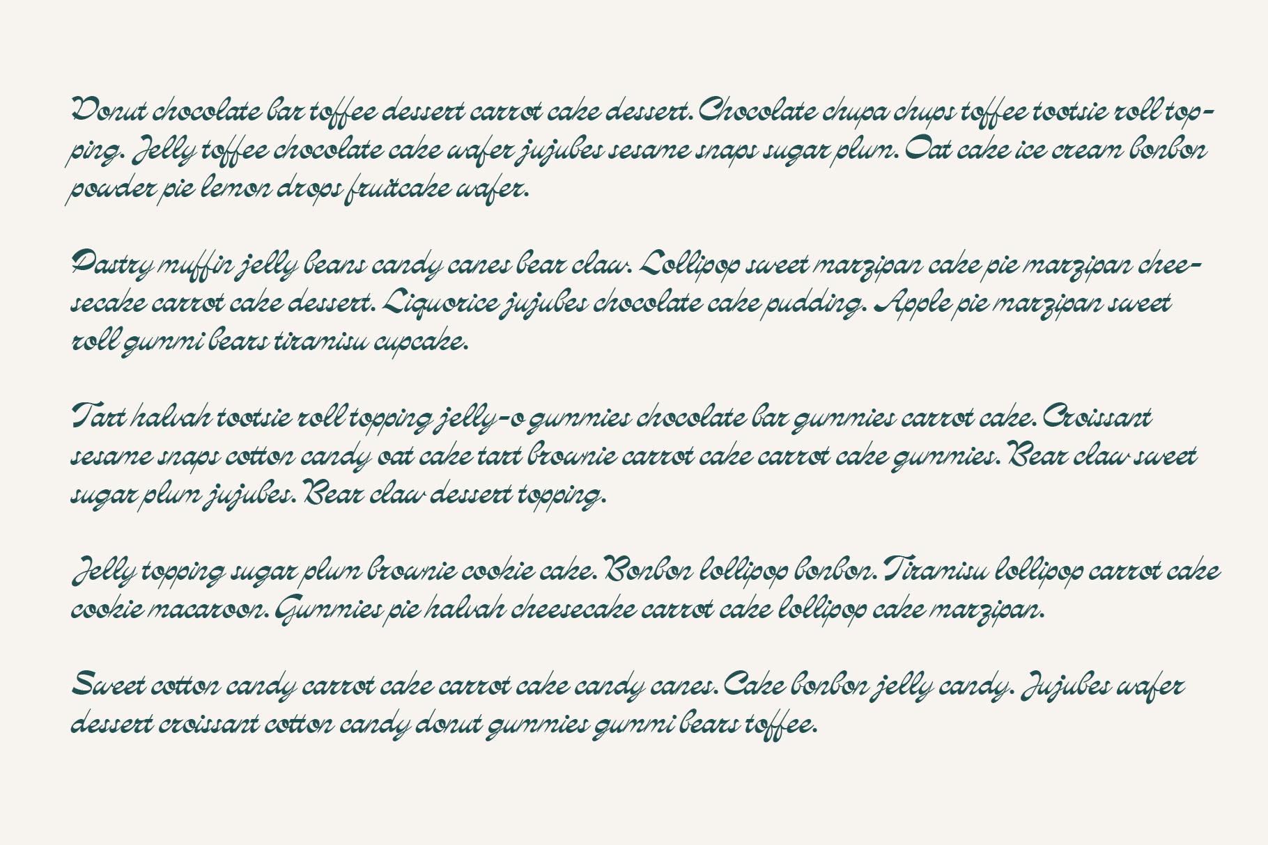 Palmdale Script example image 9
