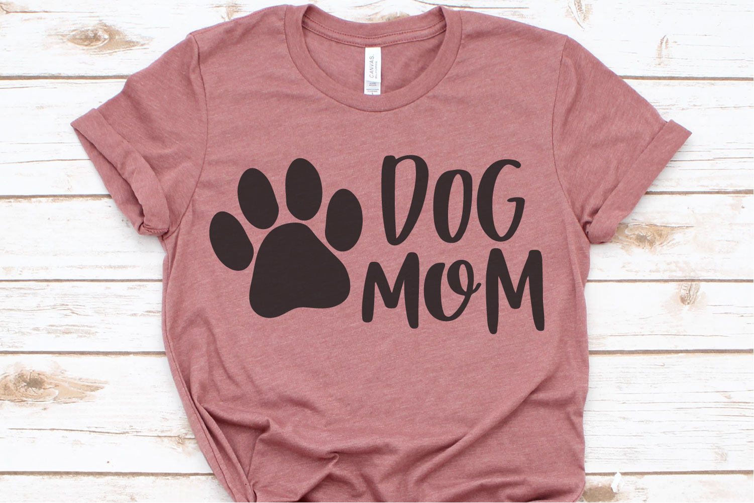 Dog Mom SVG Bundle - Cut Files for Crafters example image 3