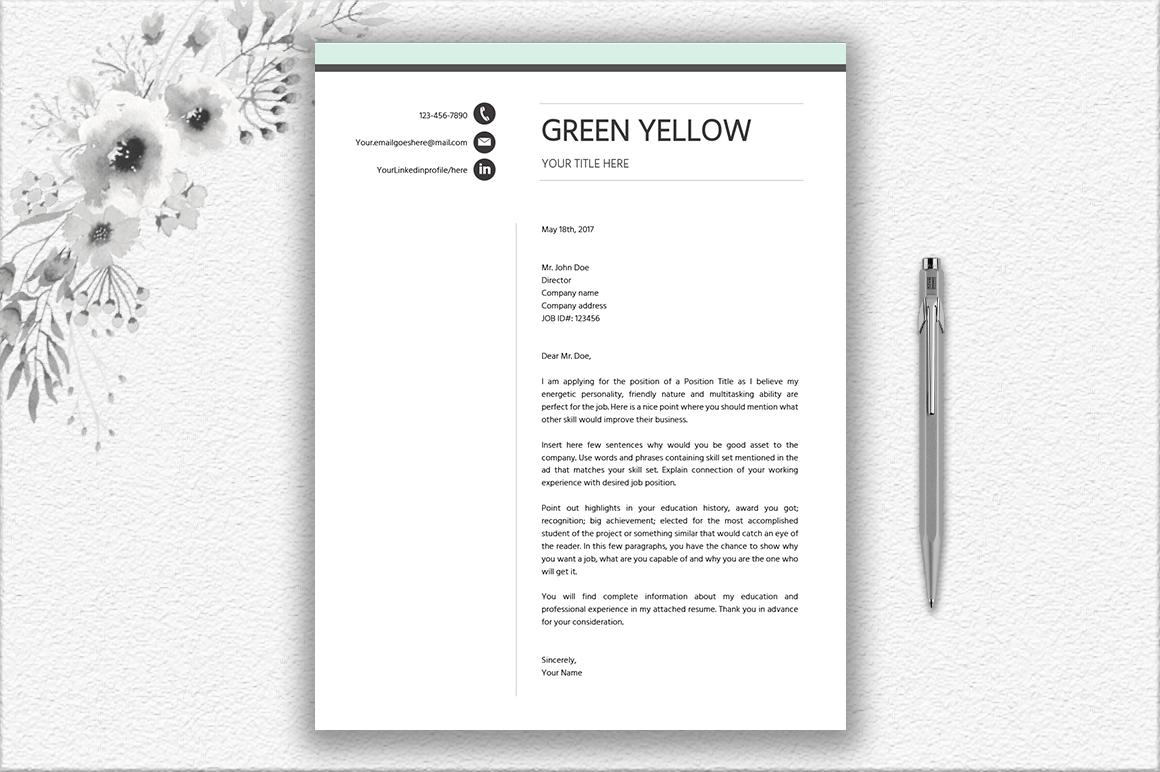 Resume Template Entry Level | Career Starter Pack example image 2