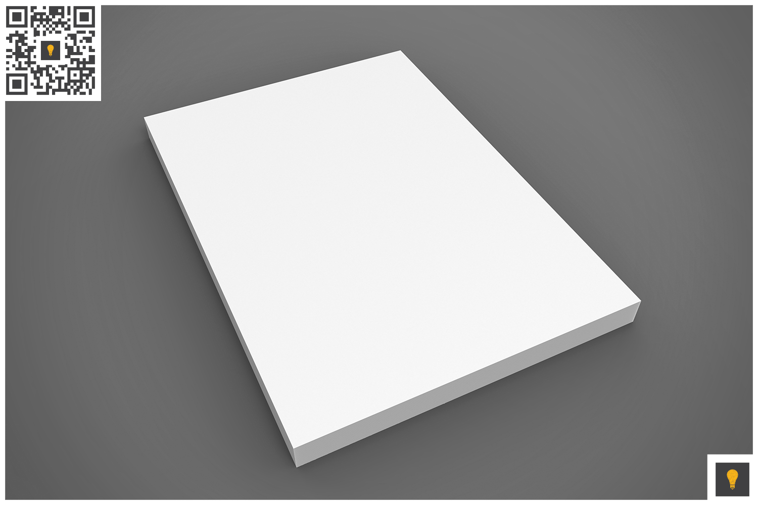 Branding Stationary 3D Render example image 8