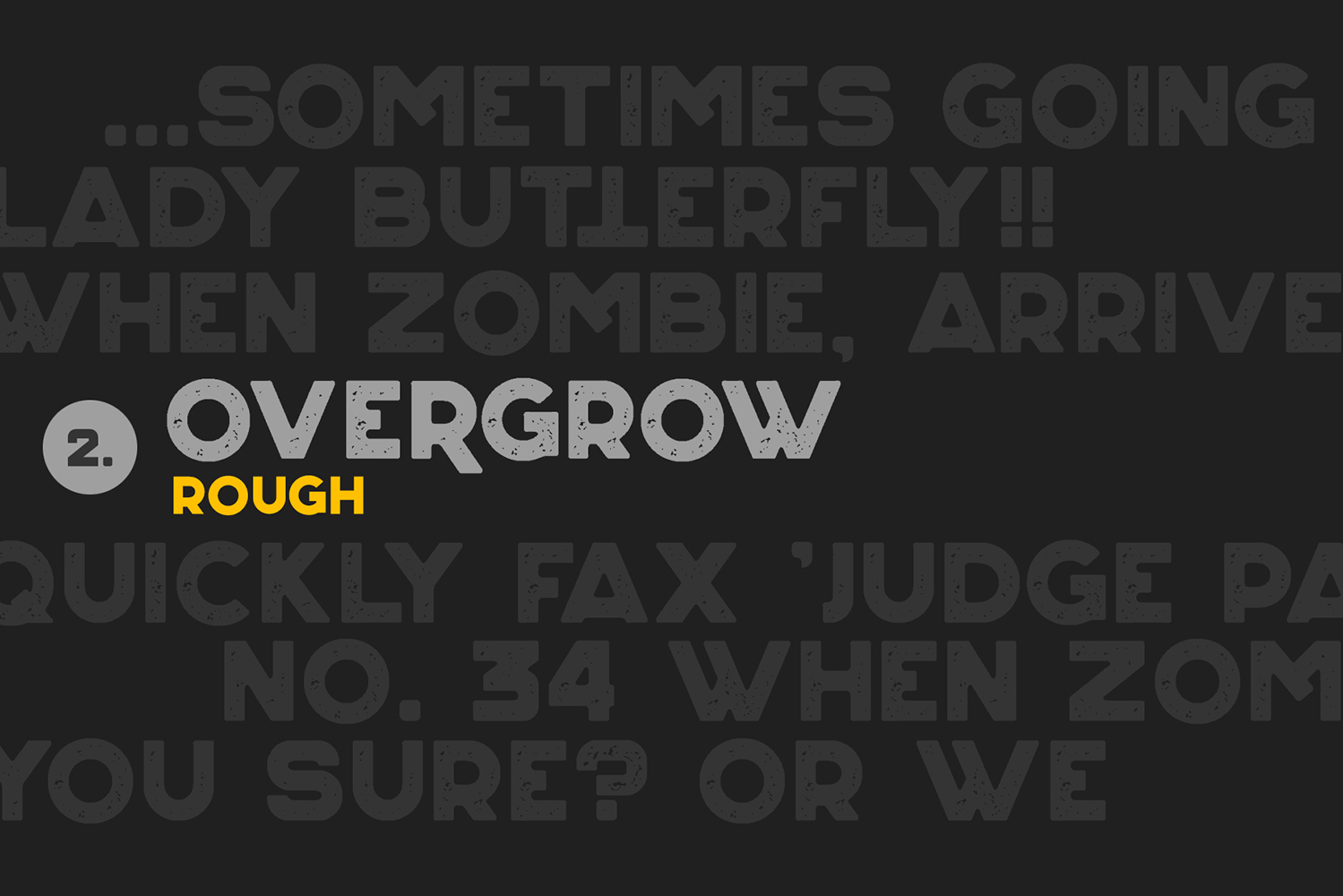 Overgrow example image 3