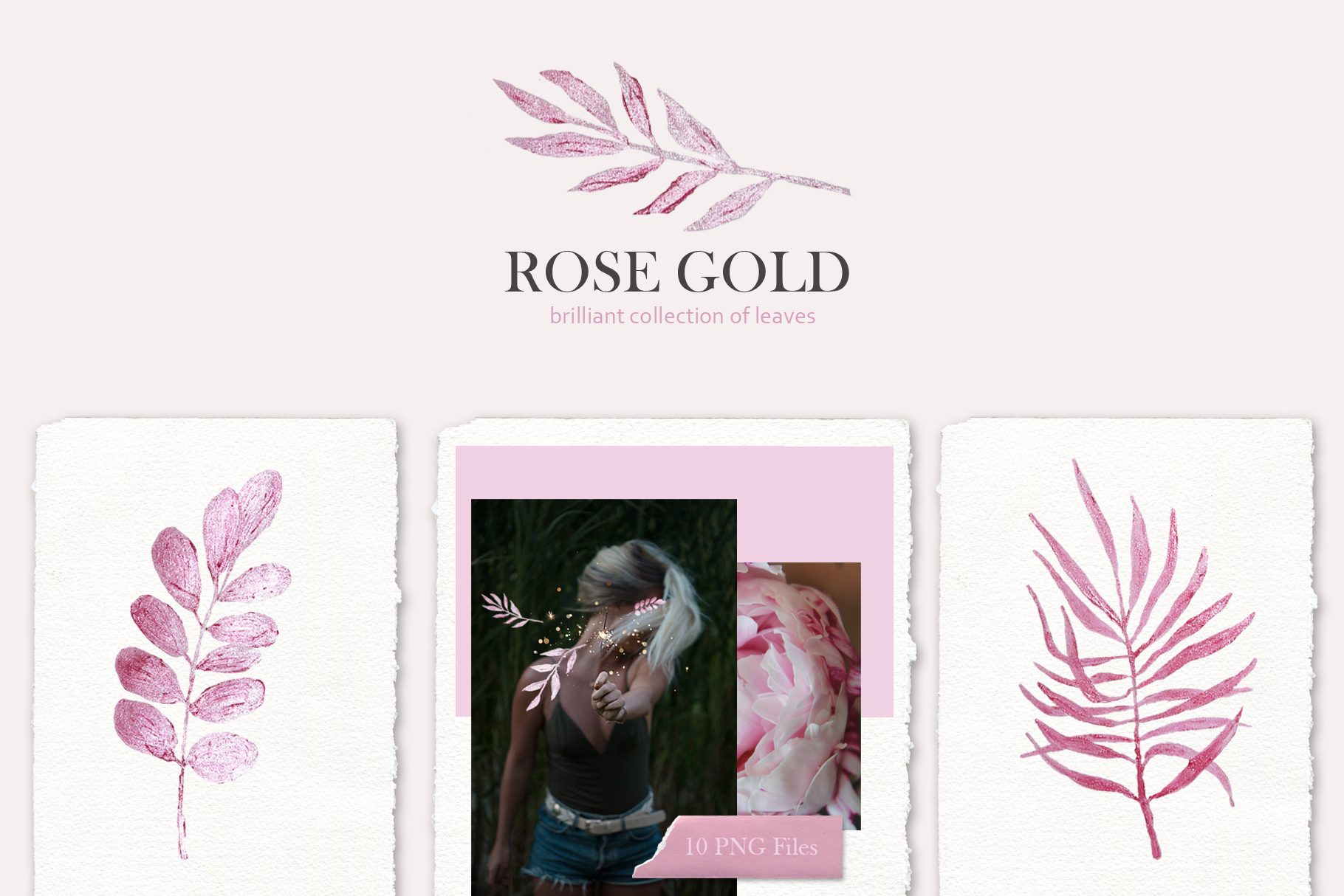 Rose gold - a brilliant collection example image 1