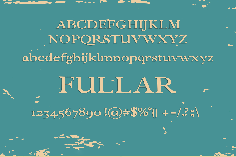 150 Premium Vintage Fonts example image 20
