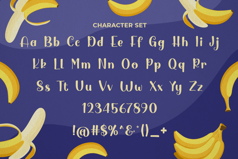 Banana Splash example image 4