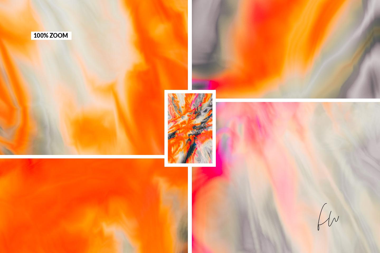 Phenomena - 32 Psychedelic Textures example image 4