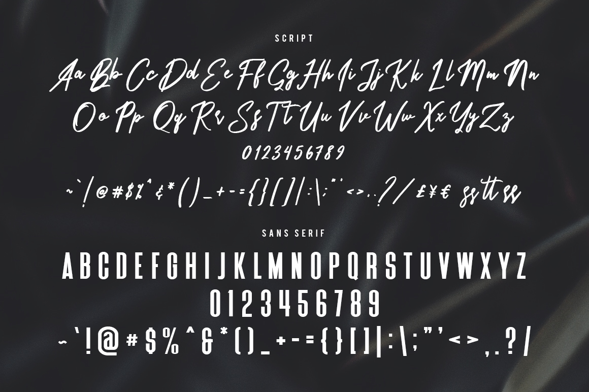 Something Cool - Font Duo example image 9