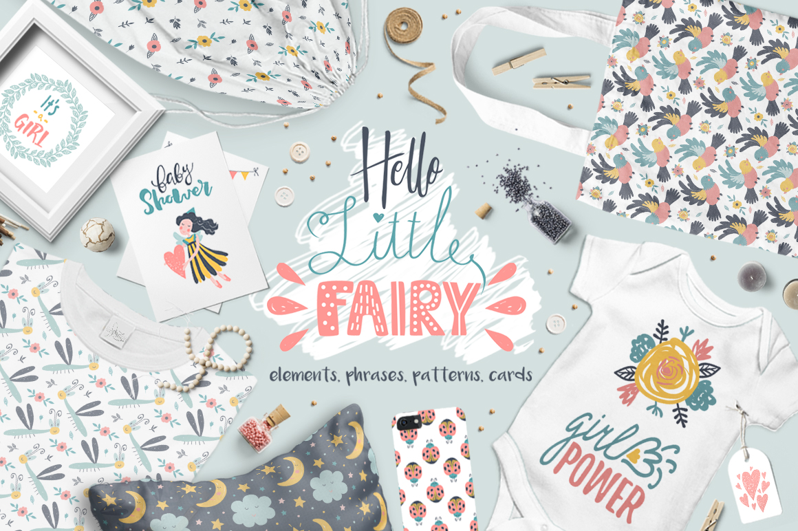 Hello Little Fairy example image 1