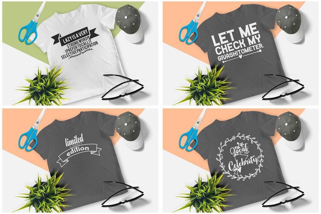 200 Printready Tshirt Design Mega Bundle example image 30
