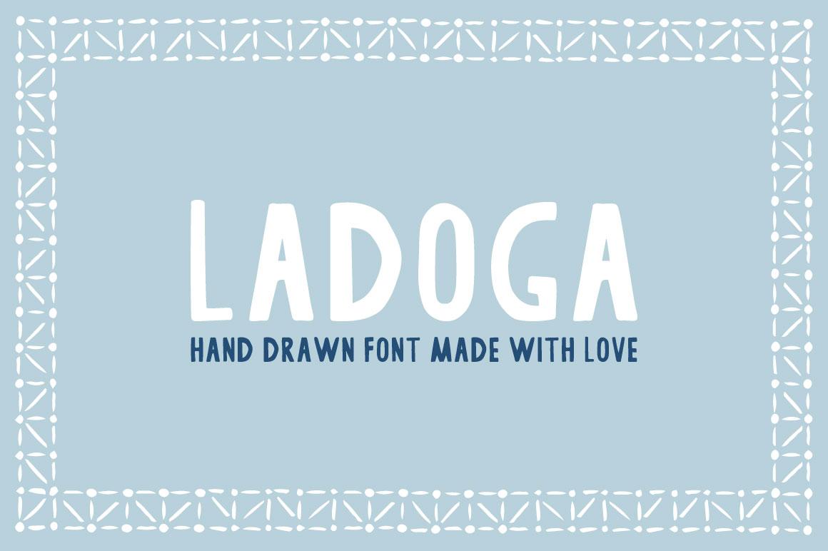 Ladoga Font example image 1