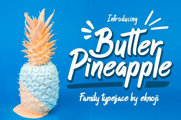Butter Pineapple example image 1