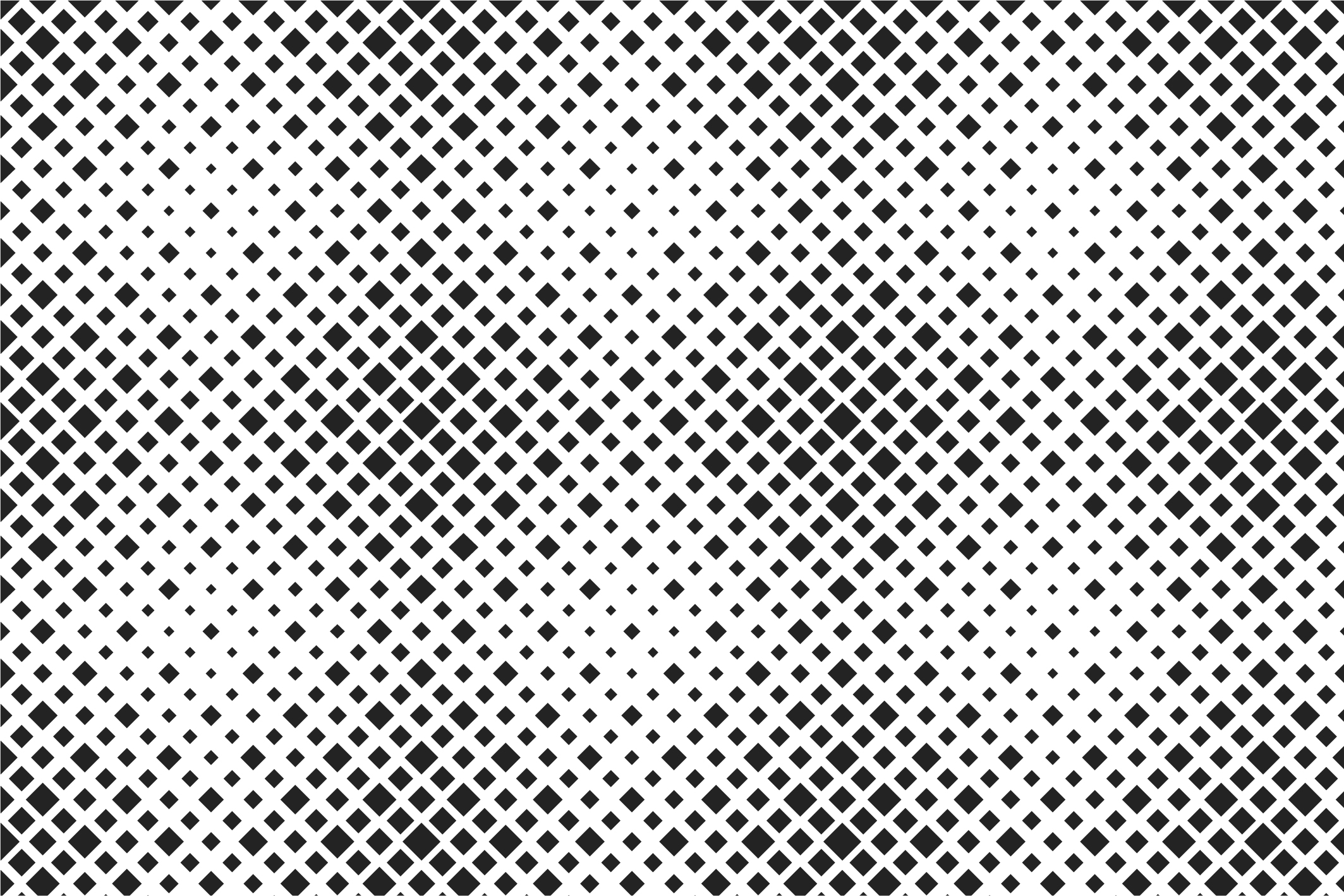 Halftone seamless patterns example image 8