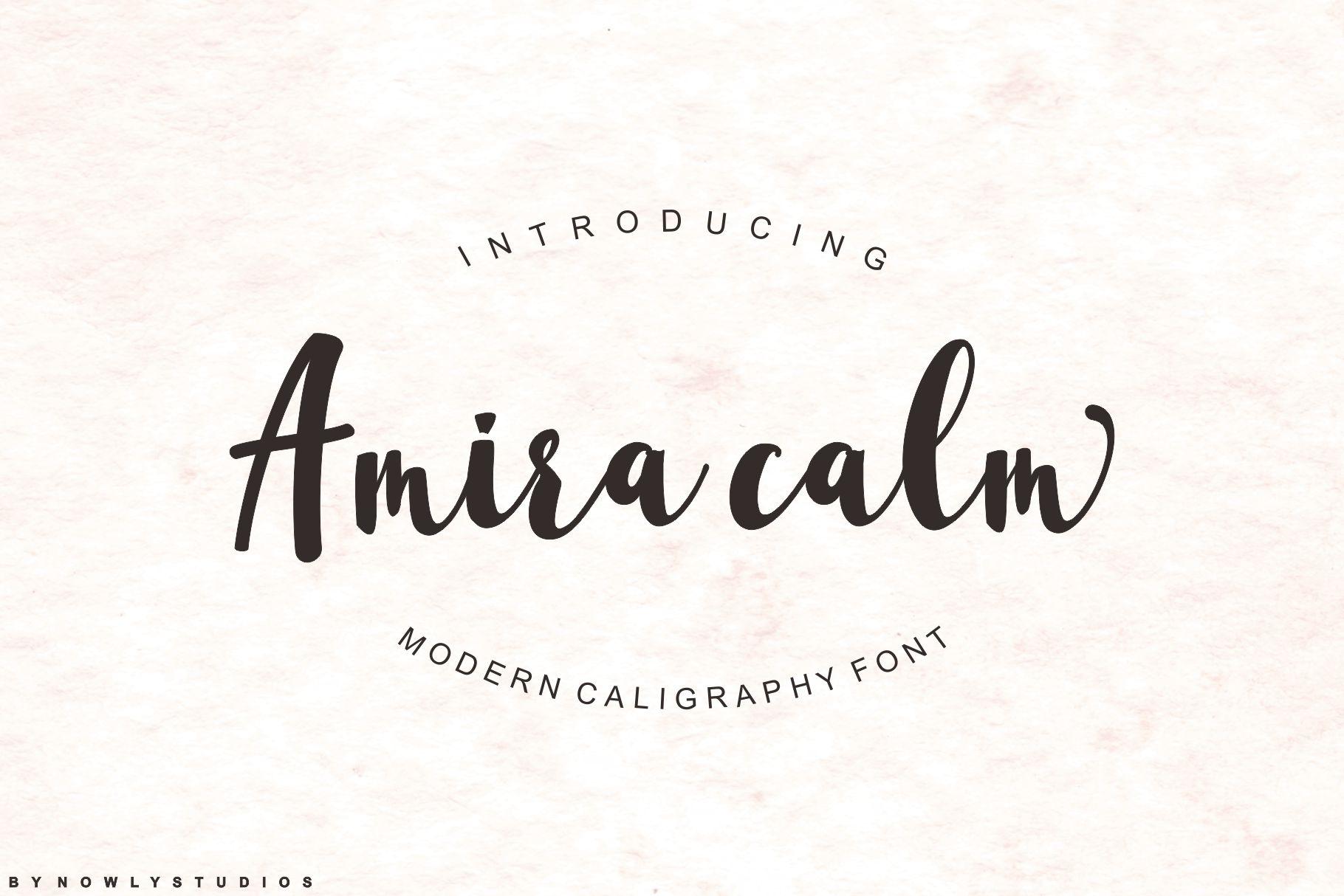 Amira Calm example image 1