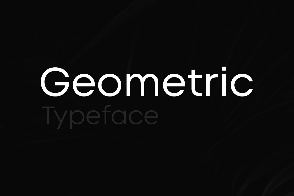 LORIN - Geometric Typeface & Web Fonts example image 4