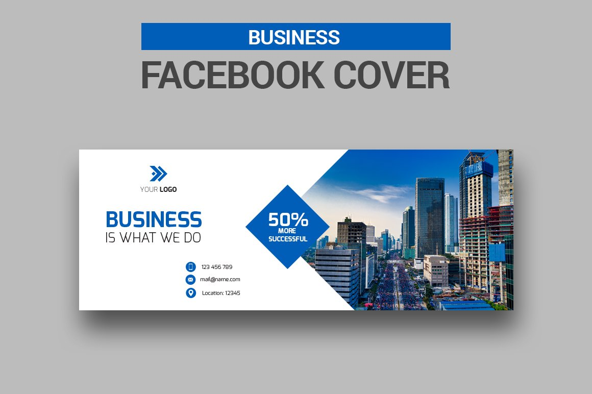 Business - Facebook Covers example image 5