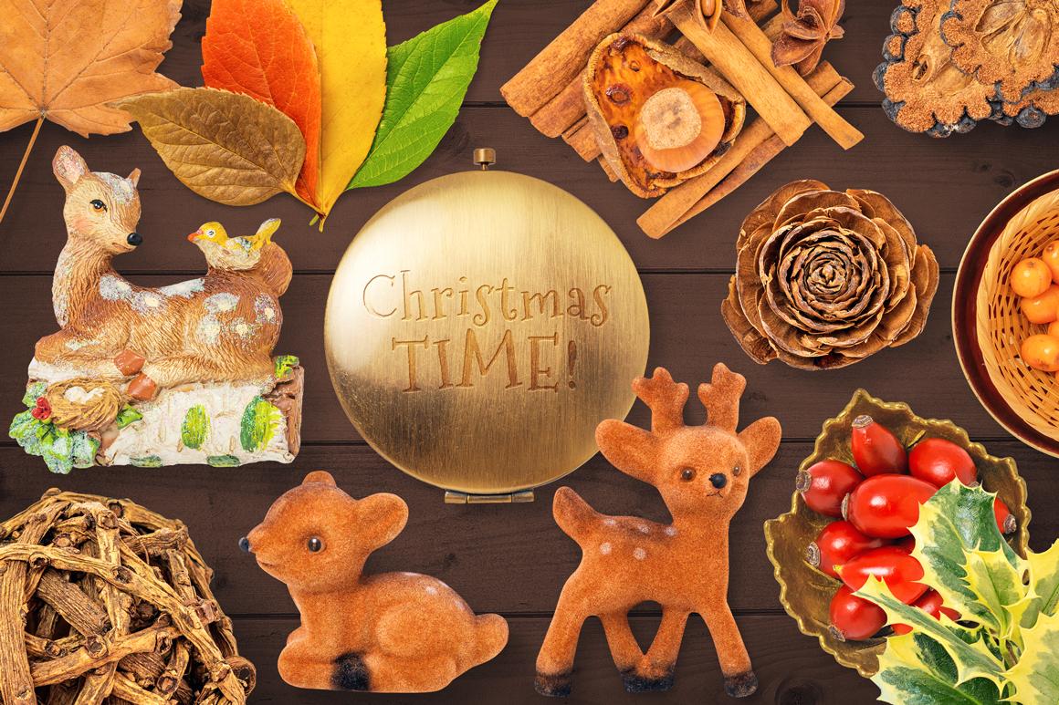 Christmas Scene Creator Volume 1 example image 13