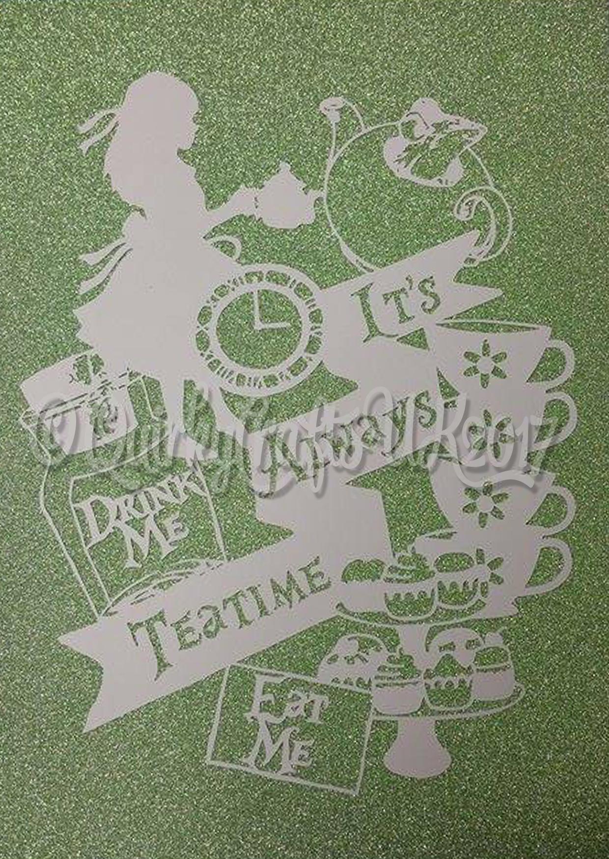 It's always teatime  example image 1