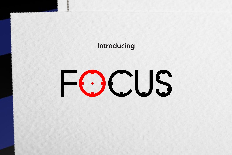 Focus example image 1