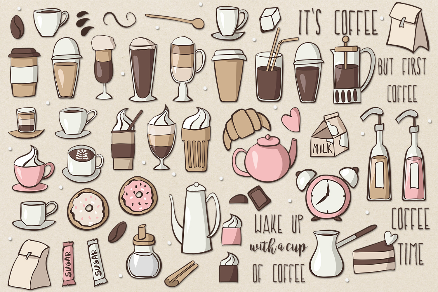 Coffee Clipart example image 2