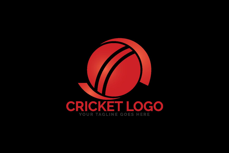 Cricket Logo Design. example image 2