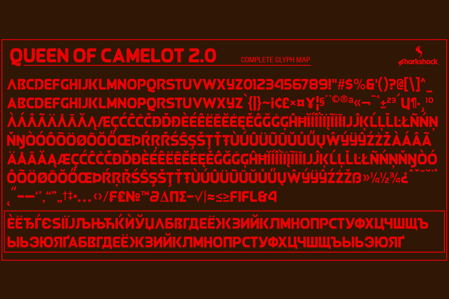 Queen of Camelot 2.0 example image 2