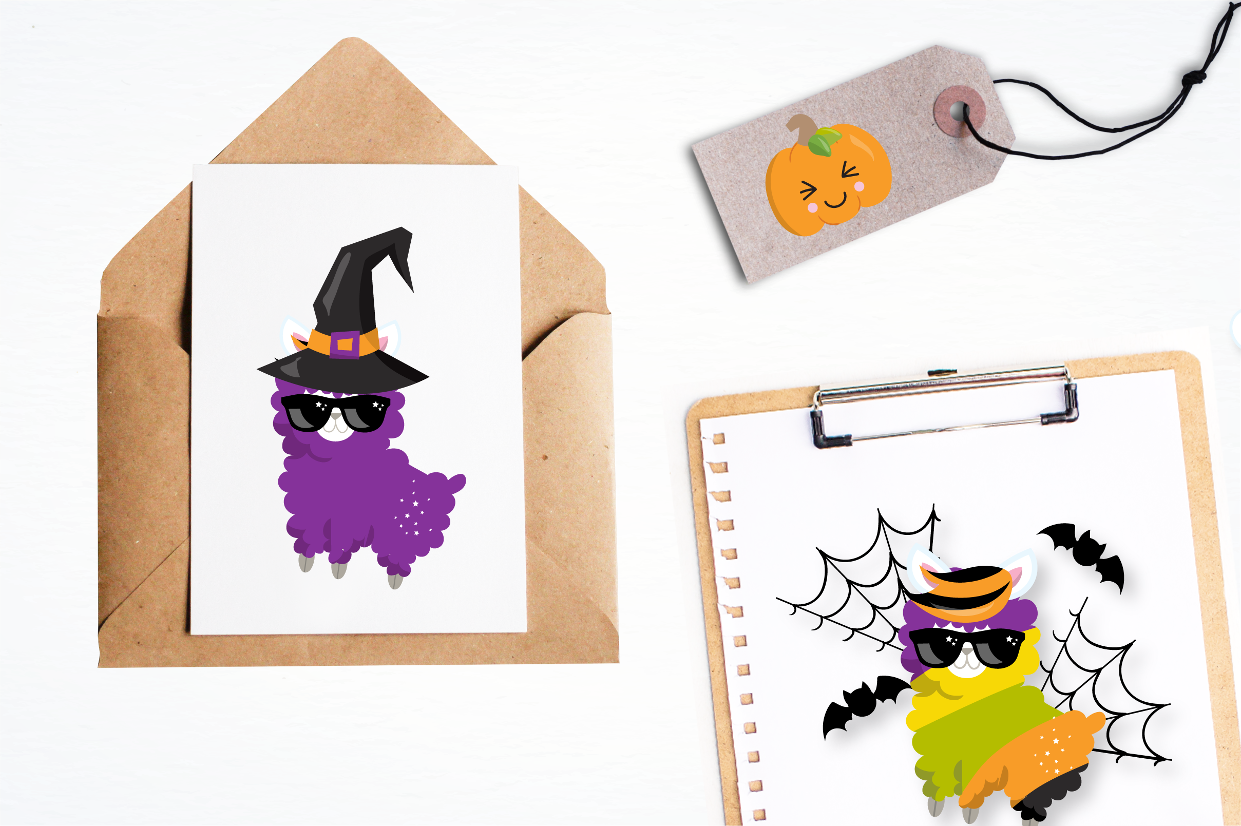 Halloween sheep graphics and illustrations example image 2