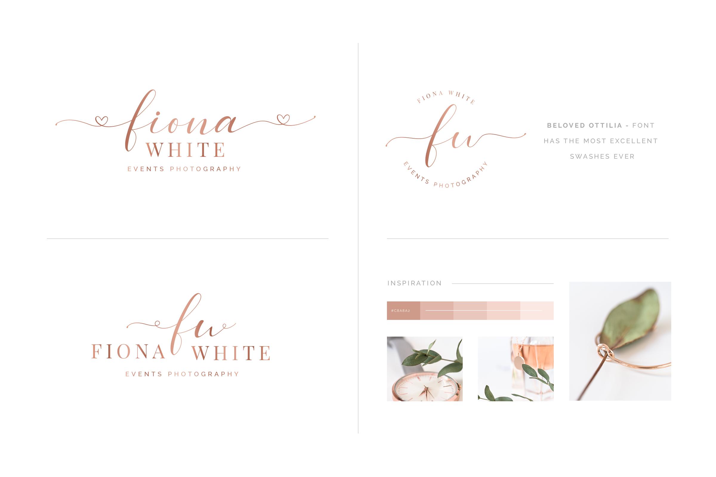 Beloved Ottilia Font 60 Free Logos example image 9