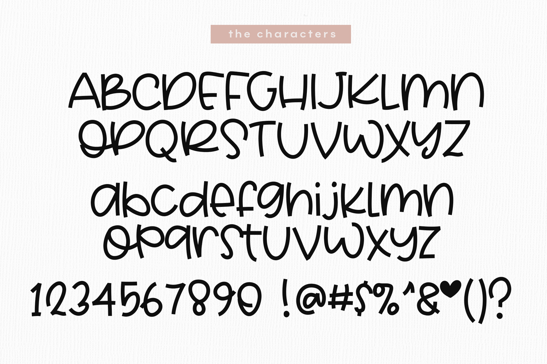 Cinnamon - A Fun & Quirky Font example image 6