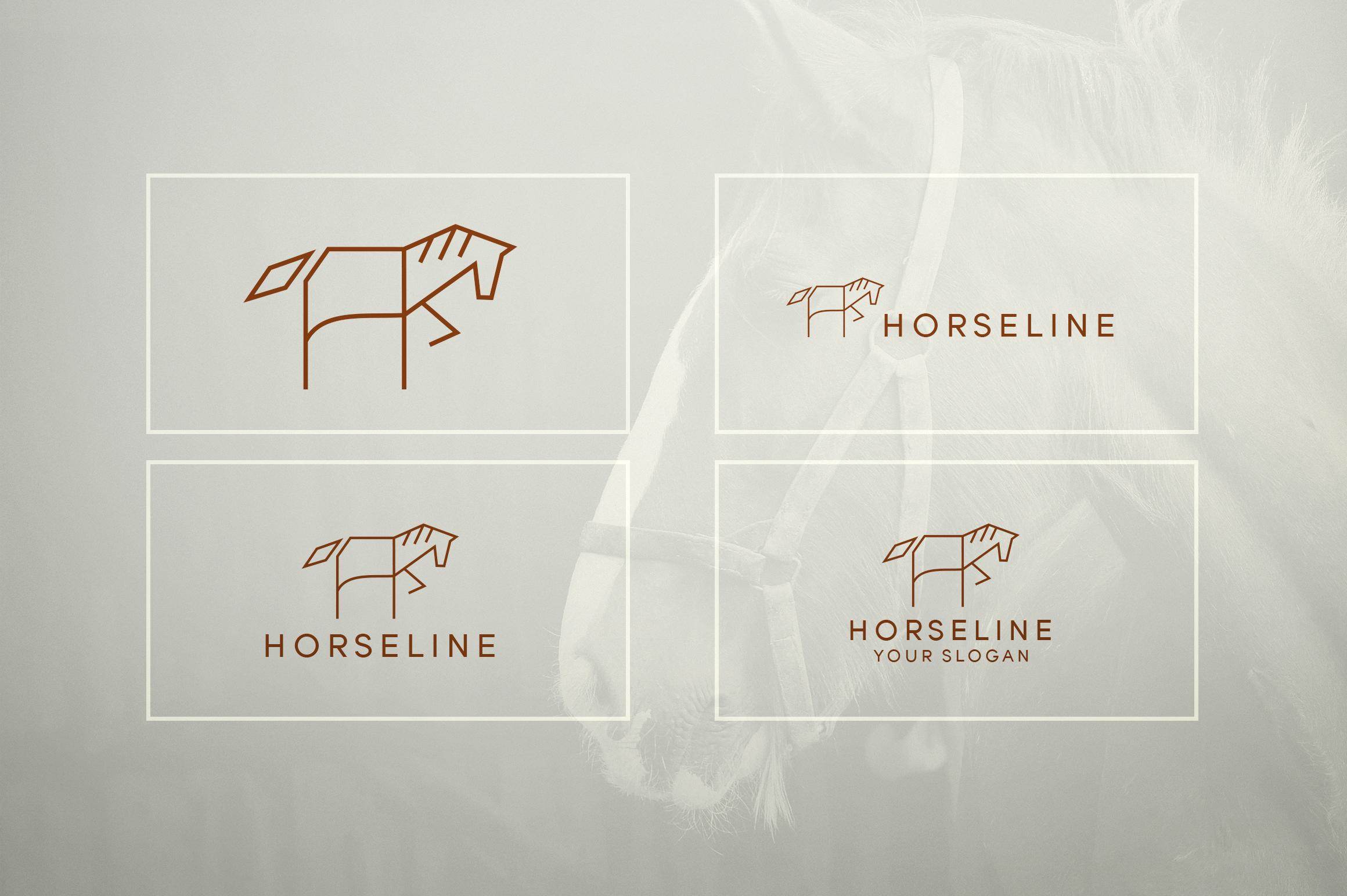 17 Geometric Animal Icons and Logos example image 17