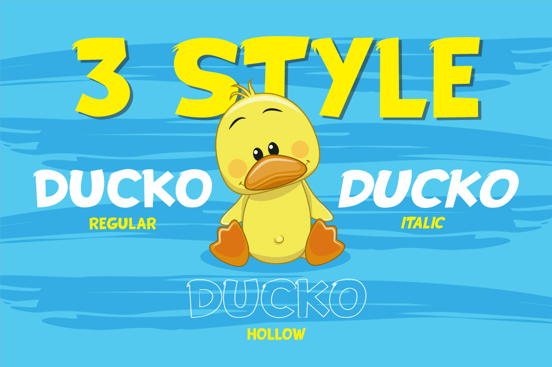 DUCKO example image 8