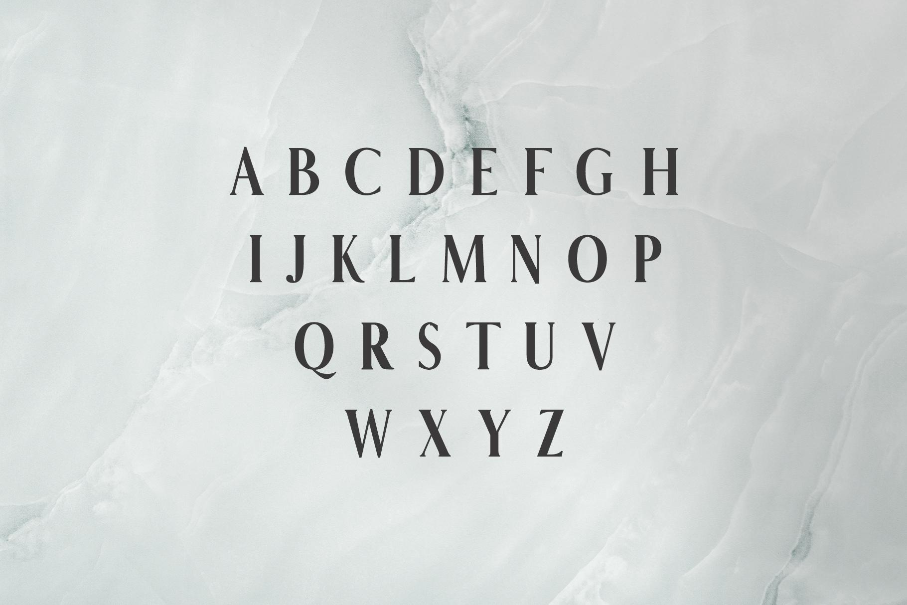 Hadwin Serif Typeface example image 2