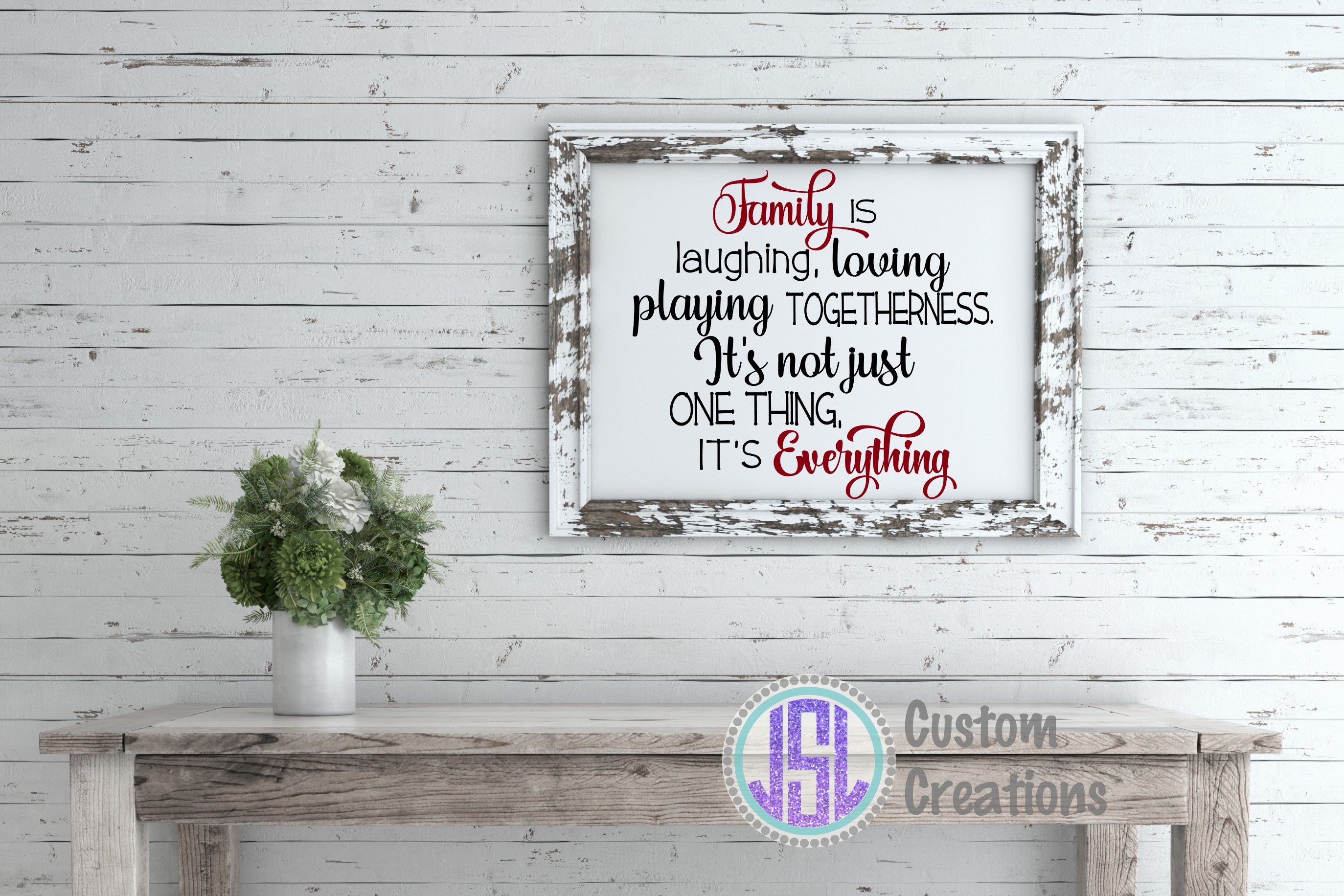 Family Bundle Vol 1 | Set of 12 | SVG DXF EPS PNG example image 3