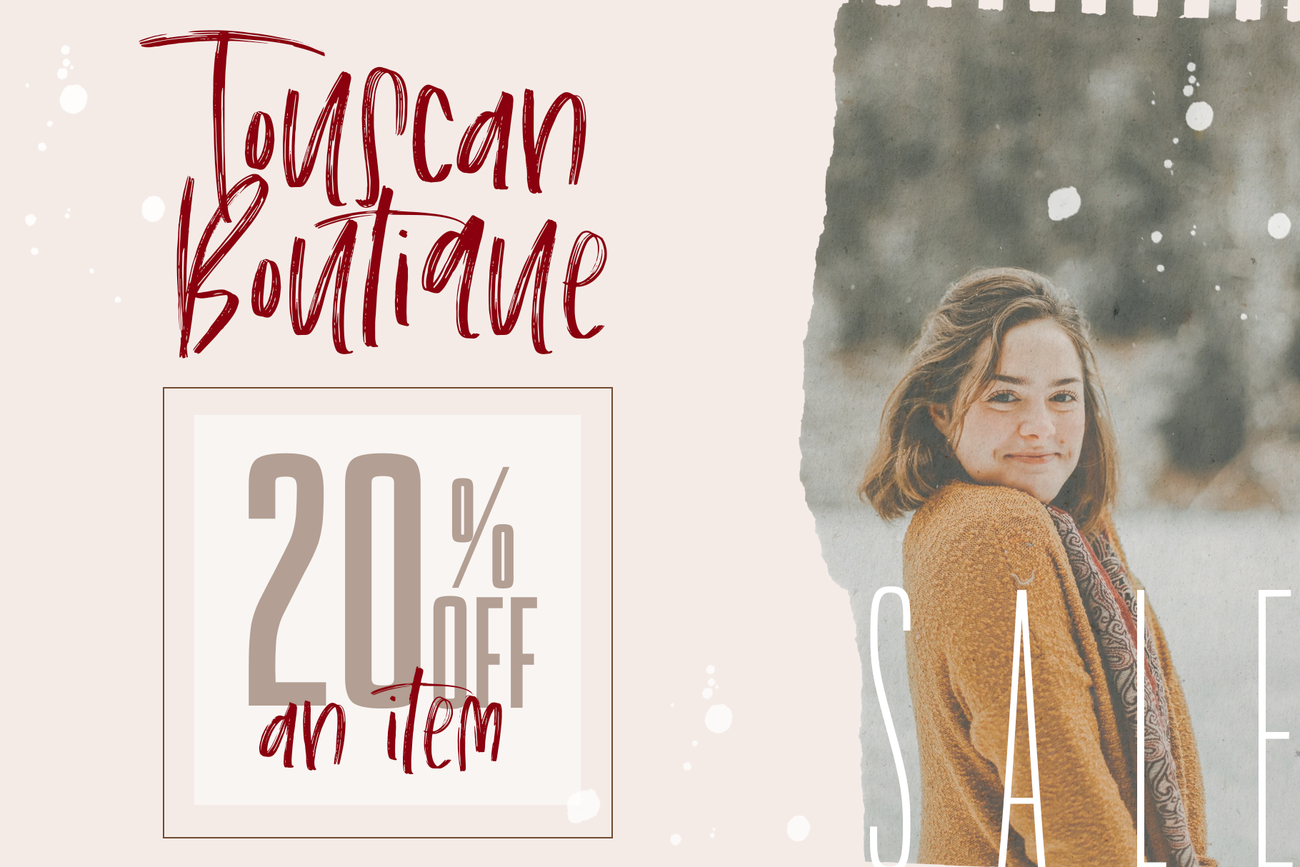 The Scarlett - A Handwritten Brush Font example image 11