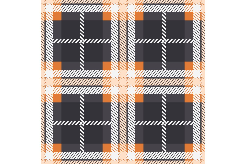 Tartan texture. Set of 10 seamless patterns. example image 3