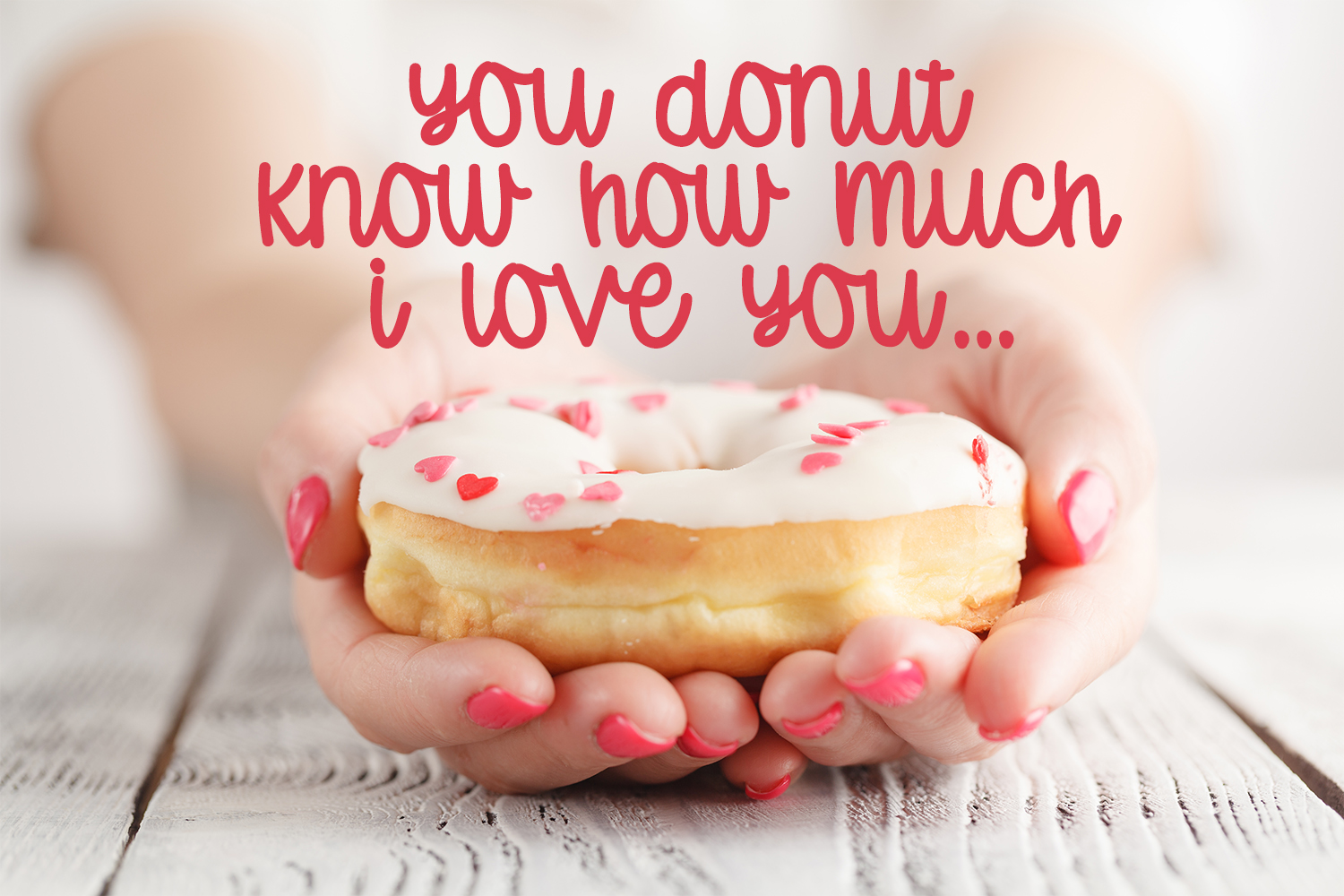 Donut Worry - Hand lettered crafting font example image 6