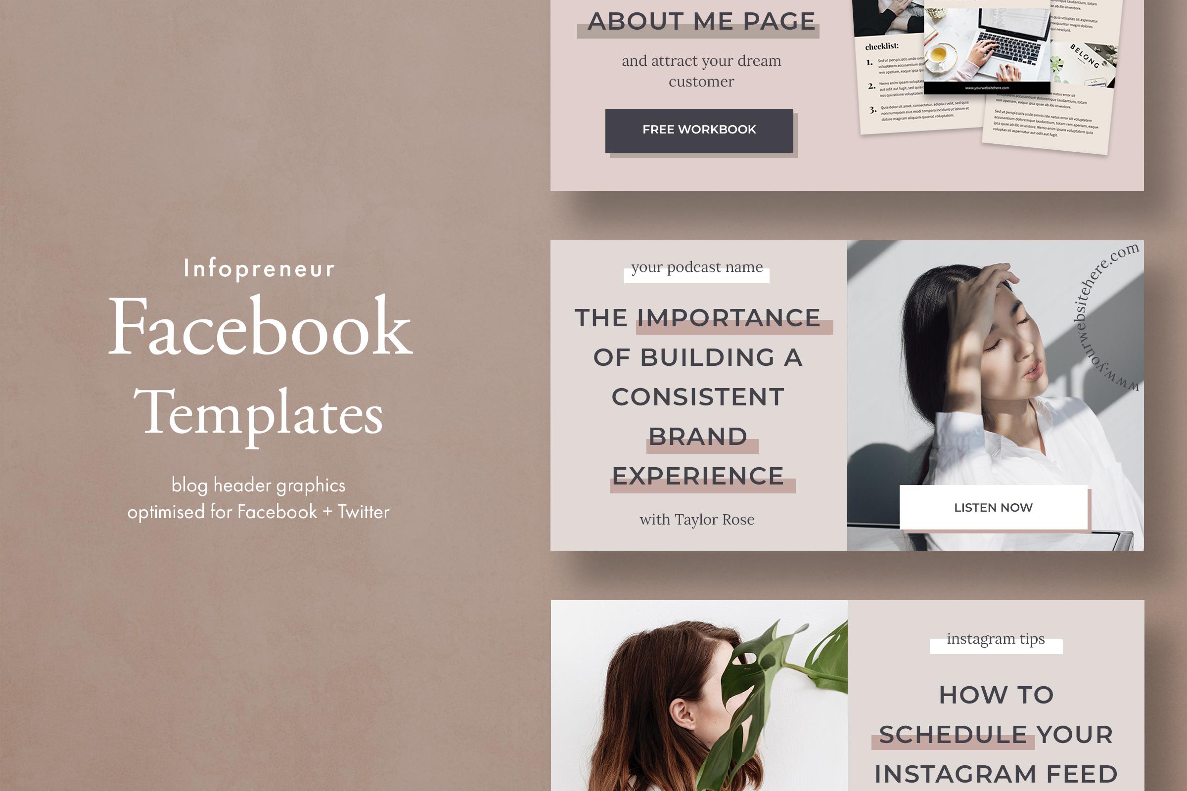 Infopreneur social media marketing bundle for bloggers example image 12