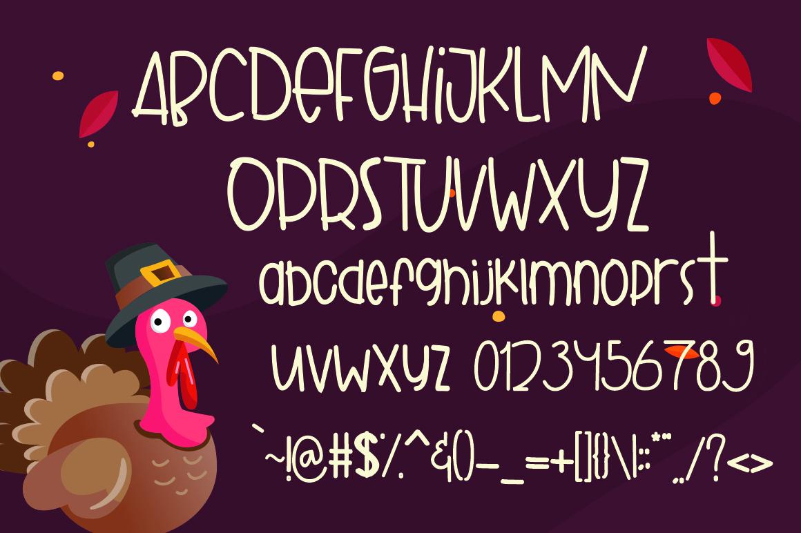 Gobbie Gobble example image 8