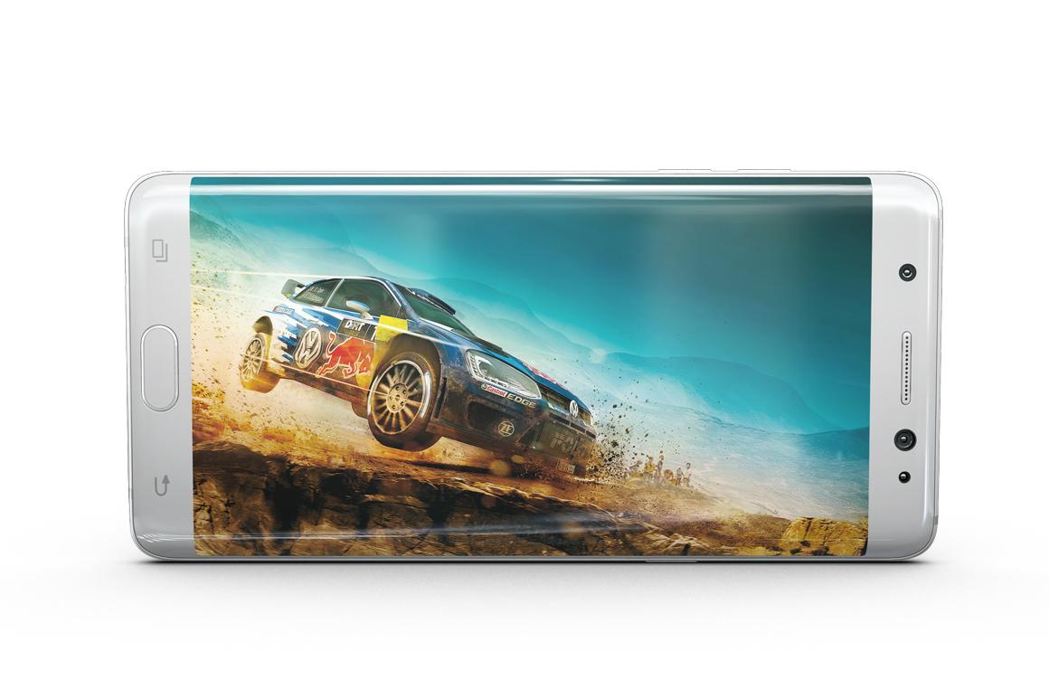 Samsung Galaxy Note 7 Mockup example image 14