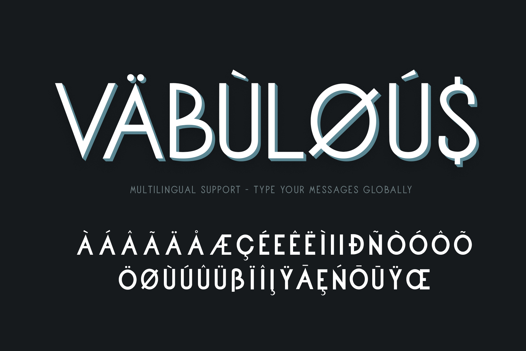 Avalore - Modern Font Family example image 7
