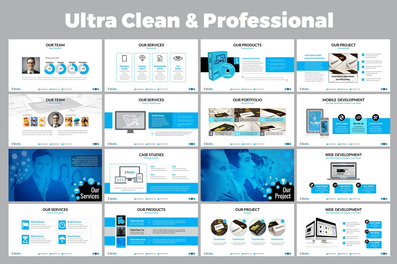 Multipurpose Business Presentation example image 6