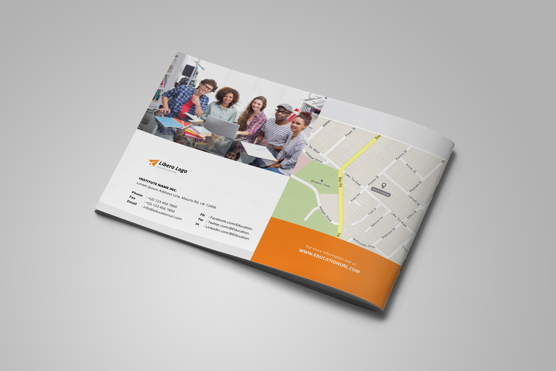 Education Prospectus Brochure v8 example image 7
