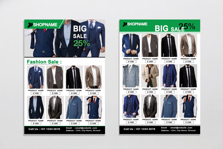 Flyer - Fashion example image 8
