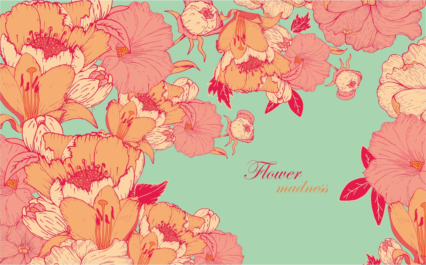 Flower madness example image 6
