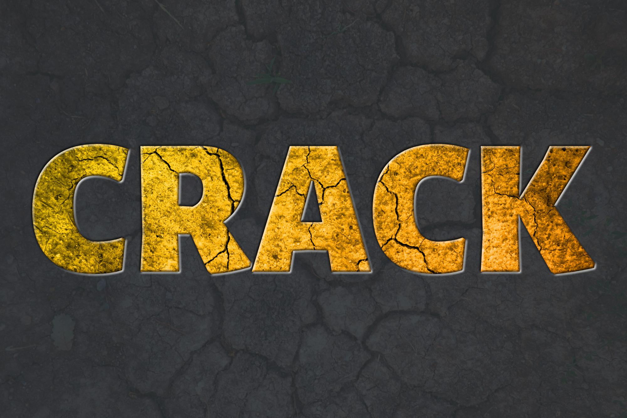 Seven Cracked Floor Backgrounds example image 11