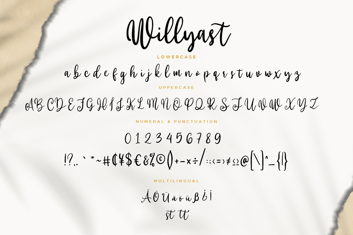 Willyast Calligraphy Handwriting example image 7