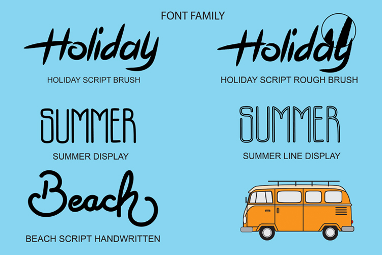 Holiday Summer Beach example image 8