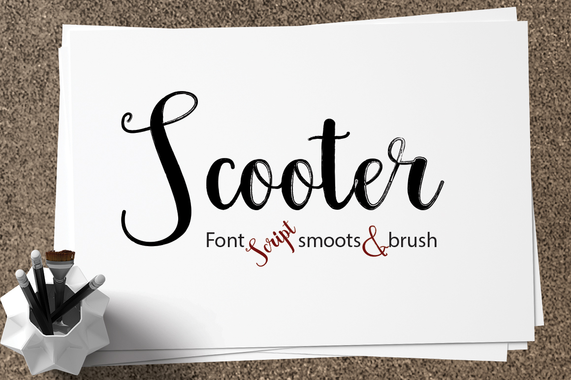Scooter example image 3